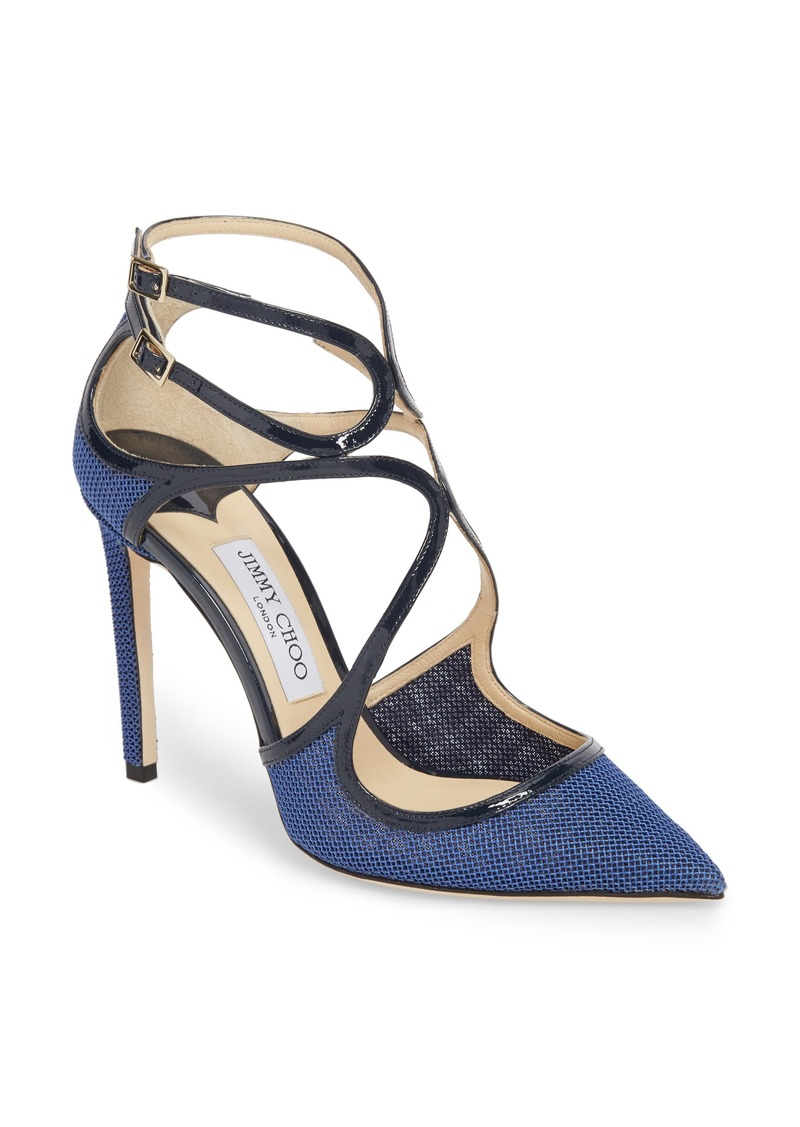 Jimmy Choo Lancer Strappy Pump (Women) (Nordstrom Exclusive)