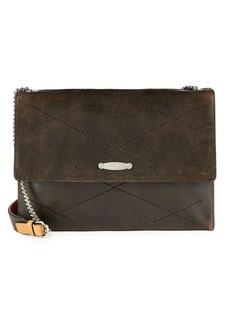Lanvin Leather Crossbody Bag