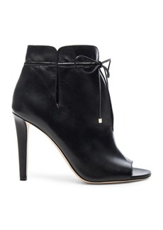 Jimmy Choo Leather Memphis Booties