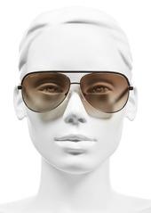Jimmy Choo 'Linas' 59mm Aviator Sunglasses