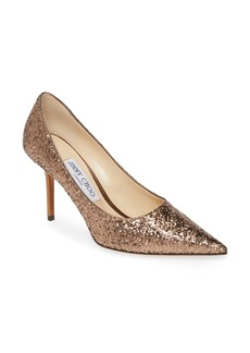 Jimmy Choo Love Glitter Pump (Women)