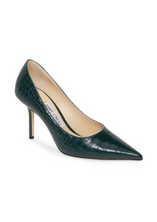 Jimmy Choo Love Pointy Toe Pump (Women)