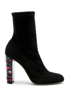Jimmy Choo Maine 100 Suede Boots