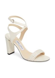 Jimmy Choo Marine Studded Sandal (Women)