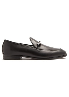 Jimmy Choo Marti leather loafer