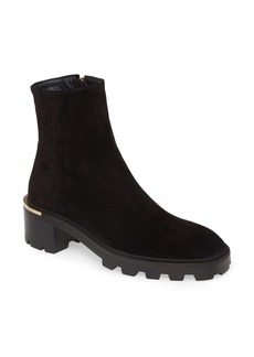 Jimmy Choo Melodie Suede Ankle Boot (Women)