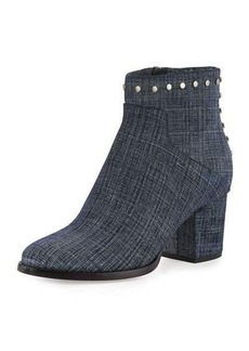 Jimmy Choo Melvin Studded 65mm Bootie