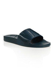 Jimmy Choo Men's Rey Rubber Sandals