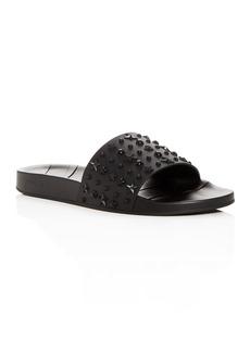 Jimmy Choo Men's Rey Slide Sandals