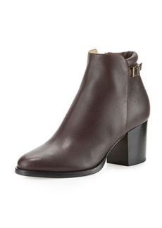 Jimmy Choo Method Leather 65mm Bootie