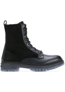 Jimmy Choo Milo boots - Black