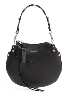 Jimmy Choo Mini Artie Leather Crossbody Bag