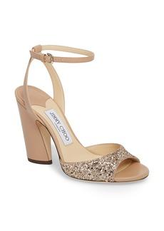 Jimmy Choo Miranda Statement Heel Sandal (Women)