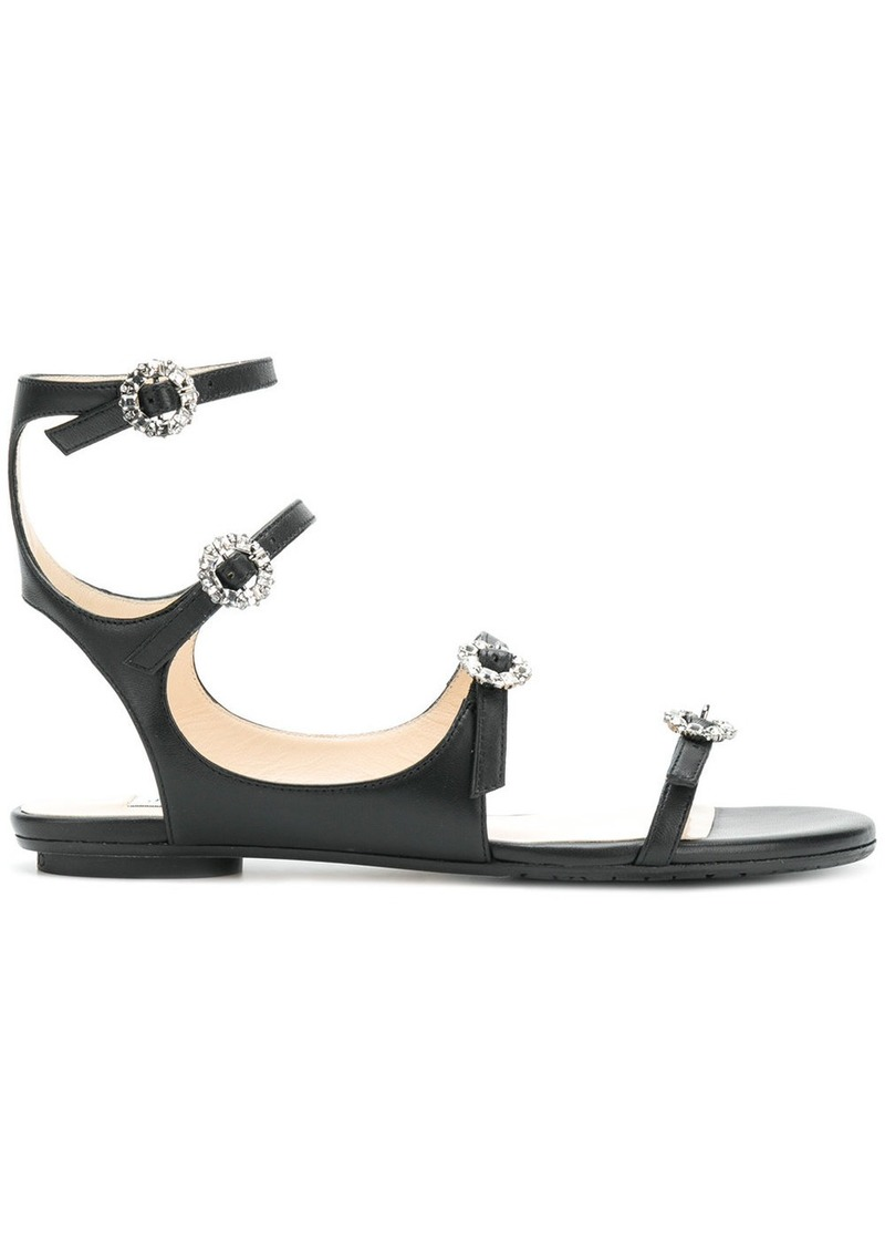 Jimmy Choo Naia sandals - Black