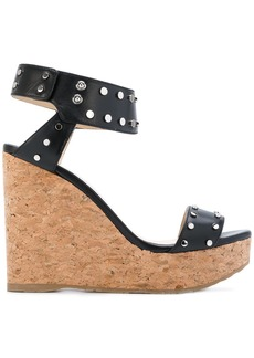 Jimmy Choo Nelly wedges - Black