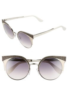Jimmy Choo 'Ora' 51mm Cat Eye Sunglasses