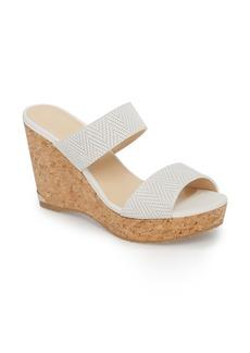 Jimmy Choo Parker Wedge Slide Sandal (Women)