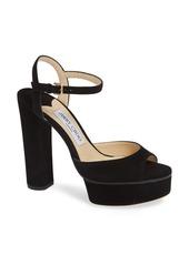 Jimmy Choo Peachy Platform Sandal (Women)