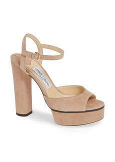 Jimmy Choo Peachy Platform Sandal (Women)
