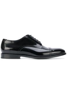Jimmy Choo Penn oxford shoes - Black