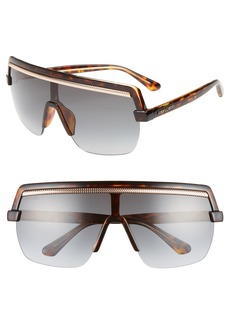 Jimmy Choo Pose 133mm Shield Sunglasses