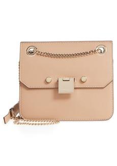 Jimmy Choo Rebel Mini Colorblock Leather Crossbody Bag
