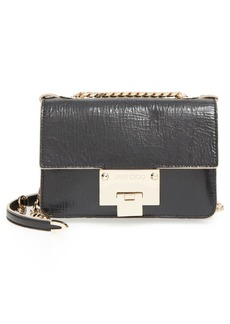 Jimmy Choo 'Rebel Mini' Leather Shoulder Bag