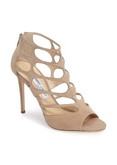 Jimmy Choo 'Ren' Cutout Sandal (Women)
