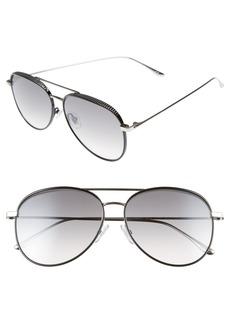 Jimmy Choo Reto 57mm Sunglasses