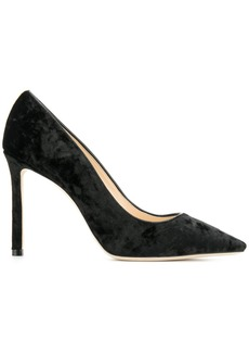 Jimmy Choo Romy 100 pumps - Black