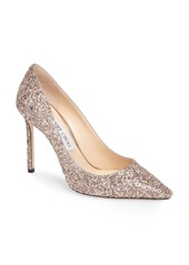 Jimmy Choo Romy Glitter Pump (Women)