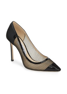 Jimmy Choo Romy Mesh Pump (Women)