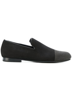 Jimmy Choo Sloane loafers - Black