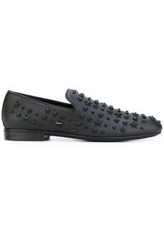 Jimmy Choo Sloane slippers - Black