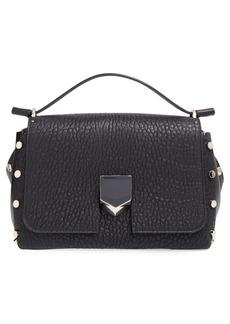 Jimmy Choo 'Small Lockett' Leather Crossbody Bag