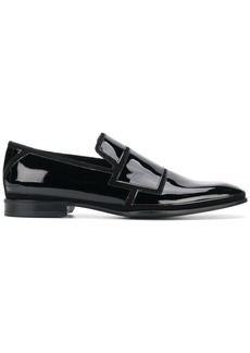 Jimmy Choo Spencer slippers - Black