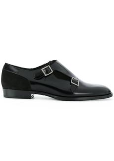 Jimmy Choo Tate monk shoes - Black
