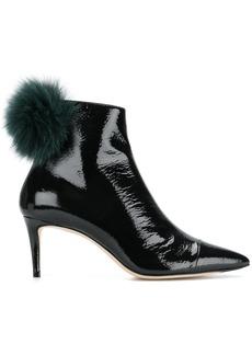 Jimmy Choo Tesler 65 ankle boots - Black