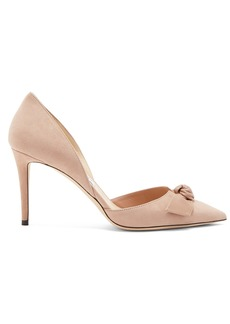 Jimmy Choo Twinkle 85 suede pumps