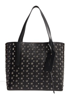 Jimmy Choo Twist East West Leather Tote
