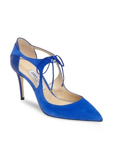 Jimmy Choo Vanessa Lace-Up Pump (Women)
