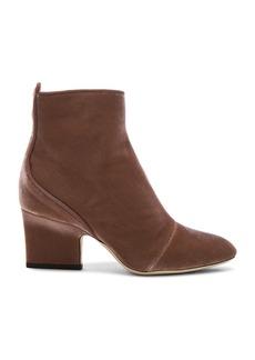 Jimmy Choo Velvet Autumn Boots