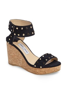 Jimmy Choo Veto Wedge Sandal (Women)