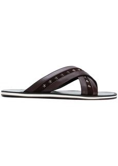 Jimmy Choo Wally sandals - Brown