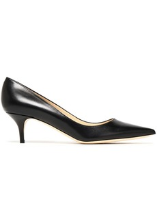 Jimmy Choo Woman Love 55 Leather Pumps Black