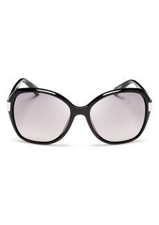 Jimmy Choo Women's Alana Oversized Square Sunglasses, 57mm