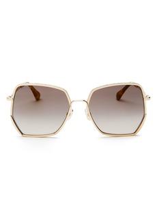 Jimmy Choo Women's Aline Square Sunglasses, 58mm