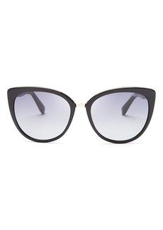 Jimmy Choo Women's Dana Cat Eye Sunglasses, 56mm