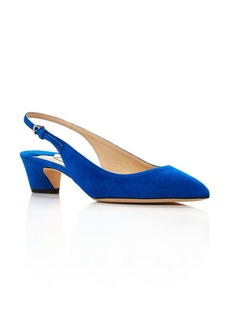 Jimmy Choo Women's Gemma 40 Slingback Pumps