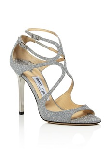 Jimmy Choo Women's Lang 100 High-Heel Sandals